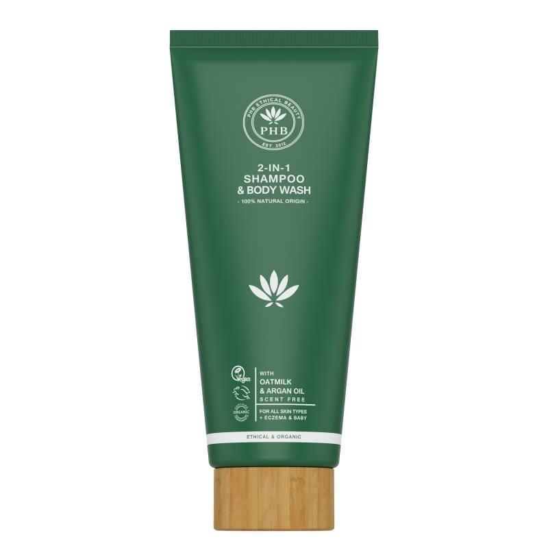 PHB Ethical Beauty Organic Shampoo & Body Wash