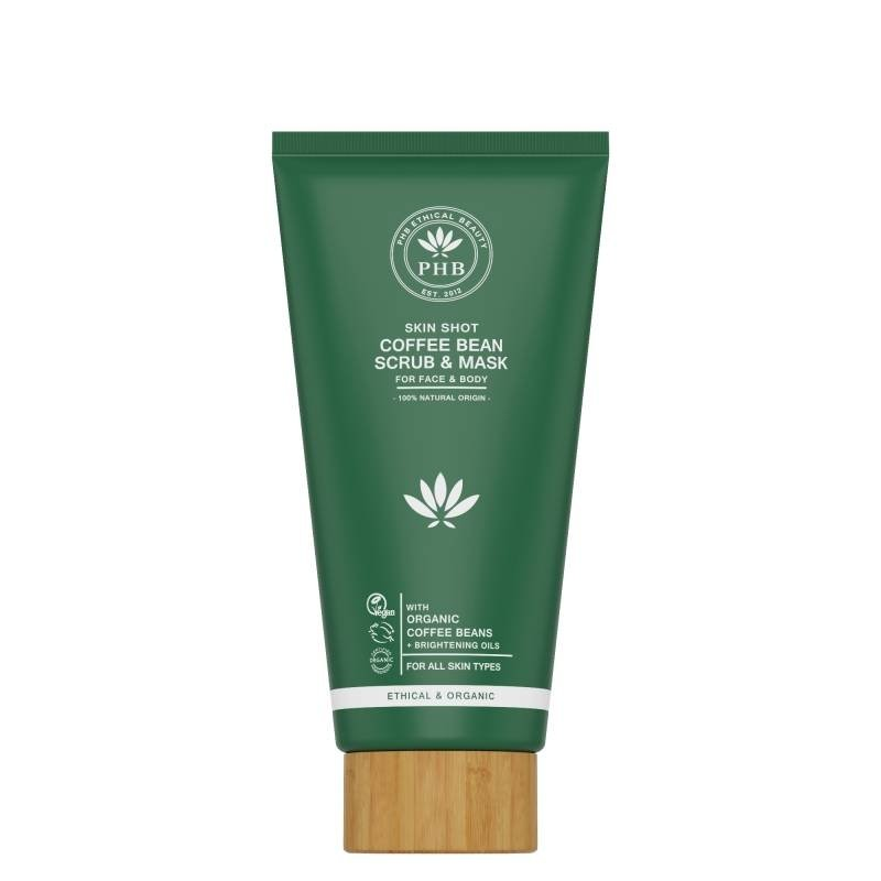 PHB Ethical Beauty Organic Coffee Bean Scrub & Mask