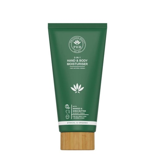 PHB Ethical Beauty Hand & Body Moisturiser