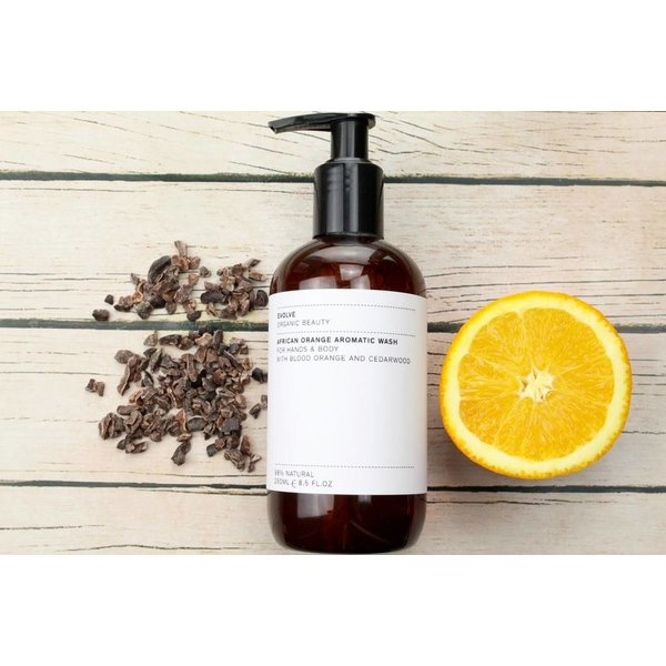 Natural Hand and Body Wash