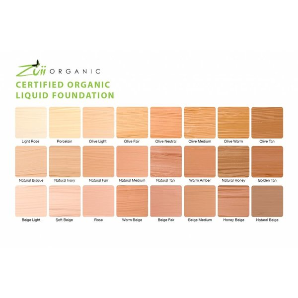 Natural Liquid Foundation Natural Honey