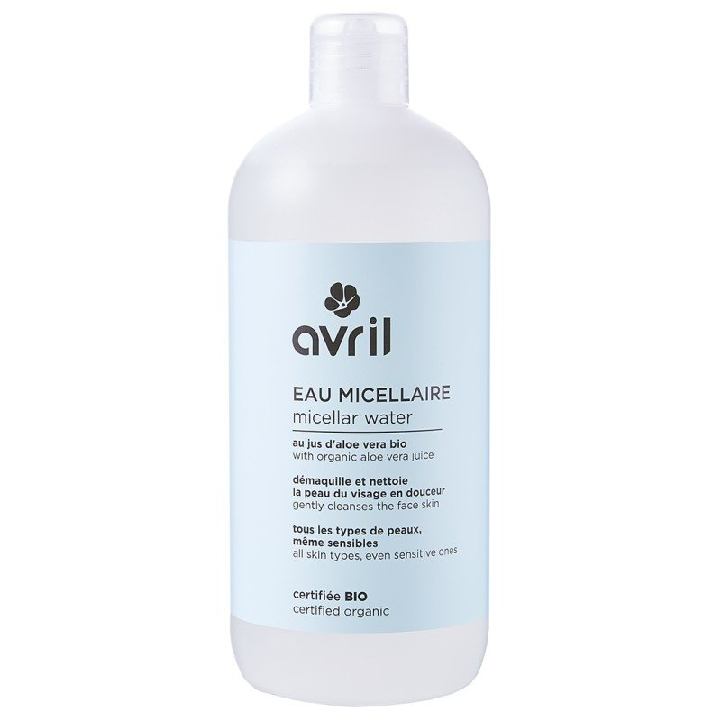 Avril Natural Cleansing Micellar Lotion