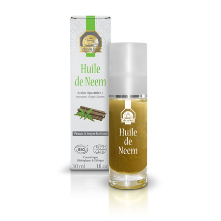 Arc en Sels Neem Oil