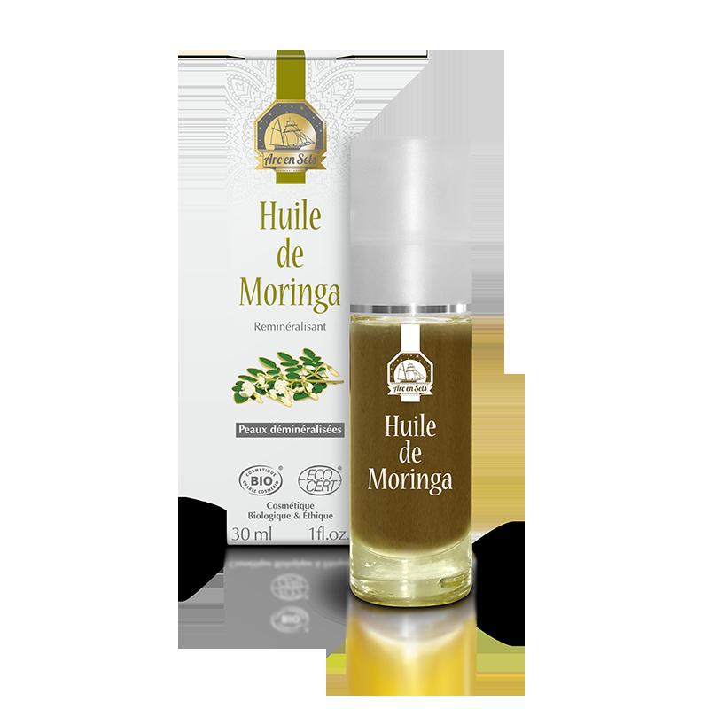 Arc en Sels Organic Moringa Oil