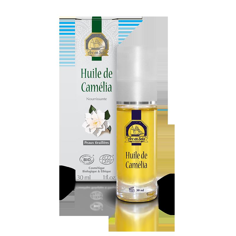 Arc en Sels Organic Camellia Oil