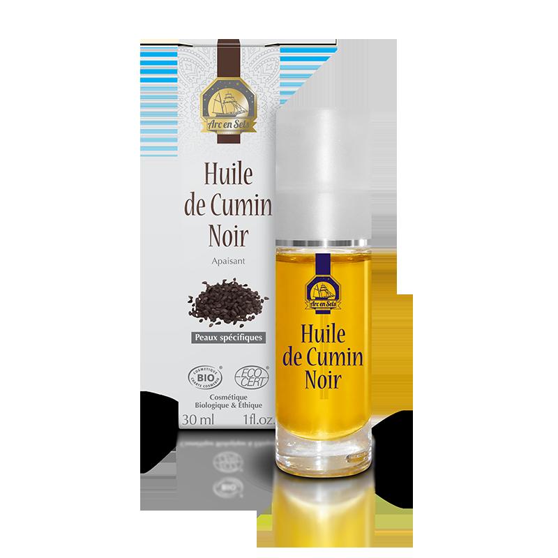 Arc en Sels Organic Black Cumin Oil