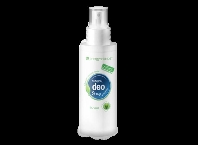 EnergyBalance Bio-Deo-Spray mit Aloe Vera