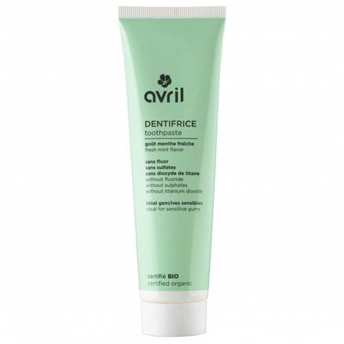 Avril Toothpaste Mint