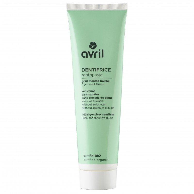 Avril Organic Toothpaste Mint