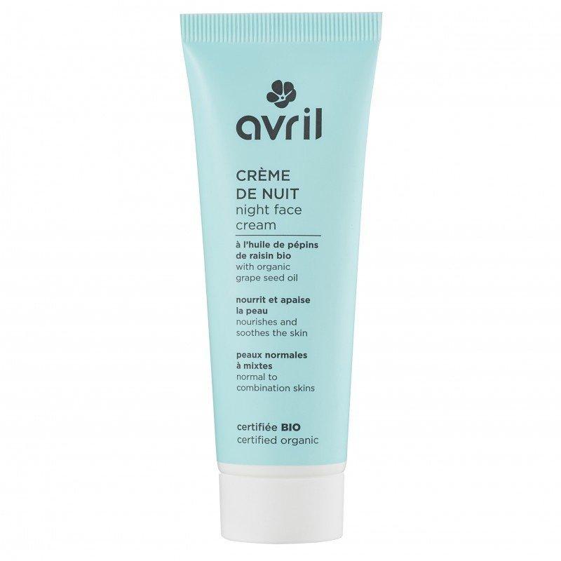Avril Organic Night Cream Normal & Mixed Skin