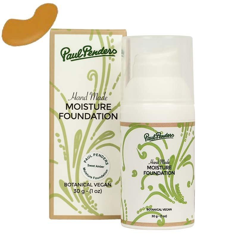 Paul Penders Natural Liquid Foundation Timeless Tan