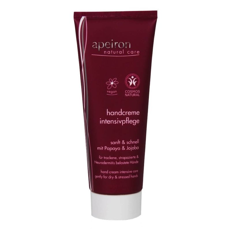 Apeiron Organic Handcream
