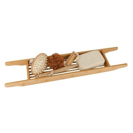 Croll & Denecke Bambus Badewannenablage Geschenkset