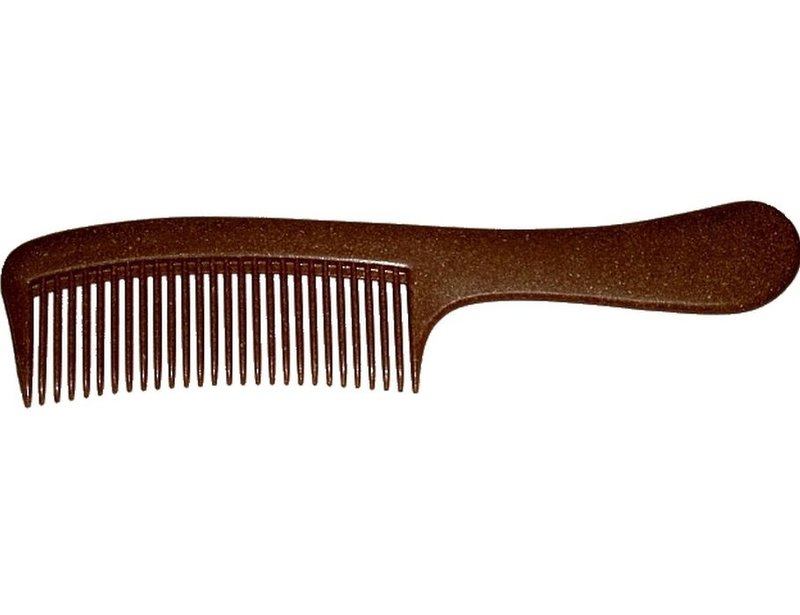 Croll & Denecke handle comb made of liquid wood