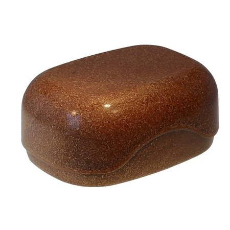 Croll & Denecke Soap Box Dark Brown Liquid Wood