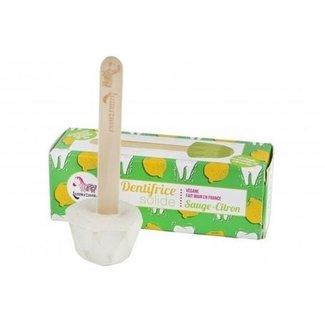 Lamazuna Solid Toothpaste Lemon Sage