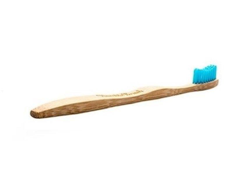 Humble Brush Bambus-Zahnbürste Blau