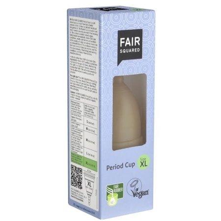 Fair Squared Period Cup Größe  XL