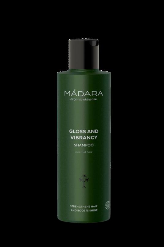 Mádara Glanz & Vitalität Shampoo
