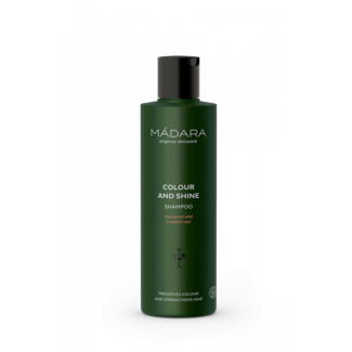 Mádara Colour & Shine Shampoo