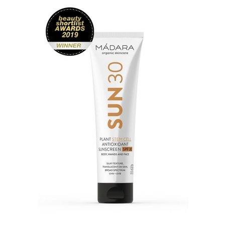 Mádara Sunscreen Body SPF30