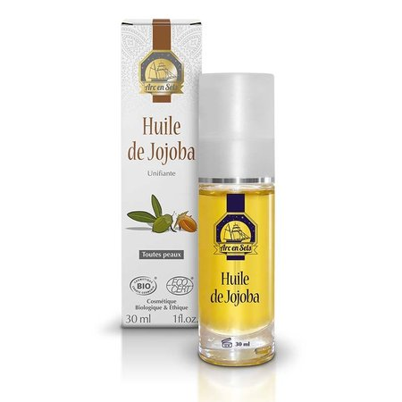 Arc en Sels Jojoba Oil