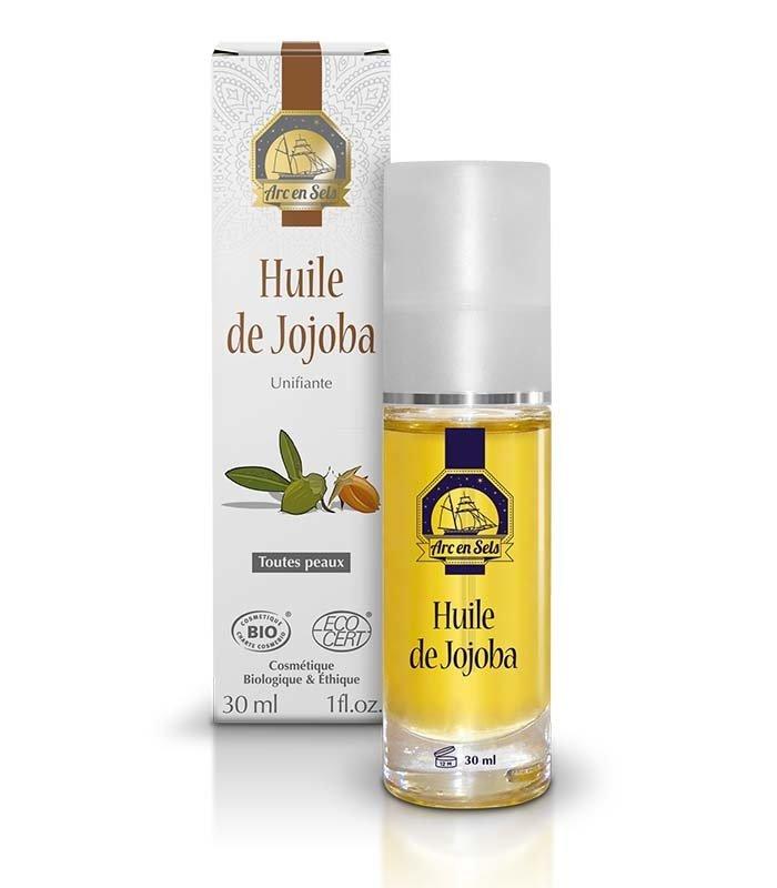 Arc en Sels Organic Jojoba Oil