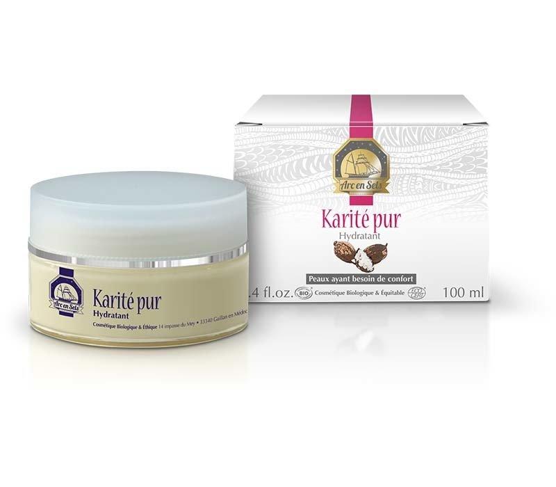 Arc en Sels Organic Pure Shea Butter