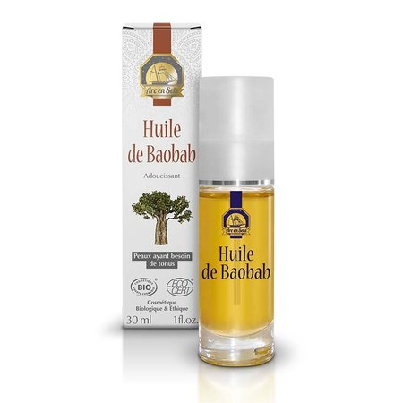 Arc en Sels Baobab Oil