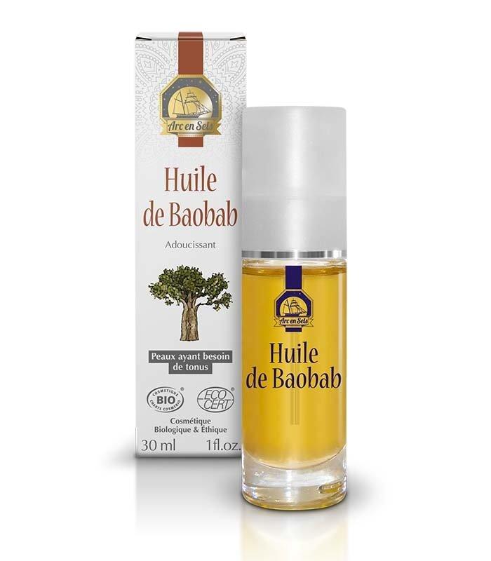 Arc en Sels Organic Baobab Oil