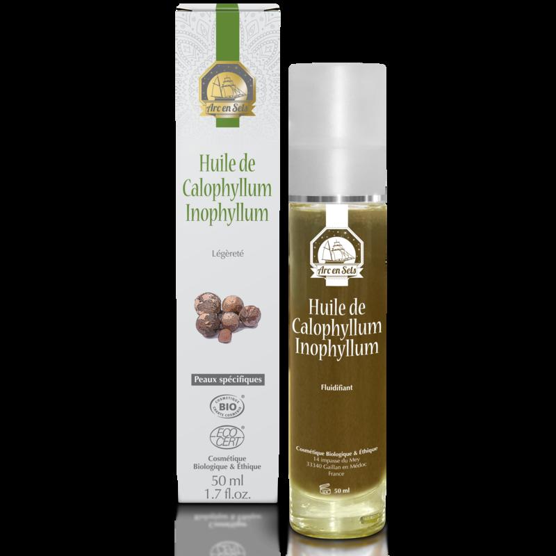 Arc en Sels Organic Calophyllum Oil (Tamanu)