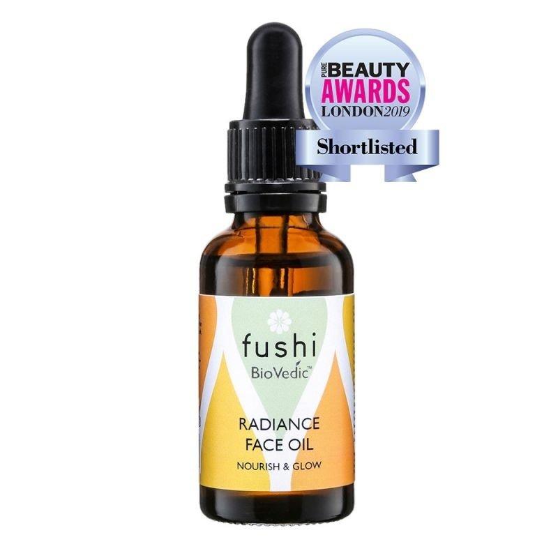 Fushi BioVedic™ Brightening Facial Oil