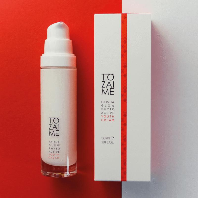 Tozaime Geisha Glow Phytoactive Youth Cream