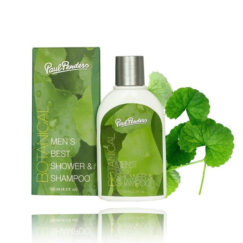 Paul Penders Natürliches Shampoo & Duschgel für den Mann
