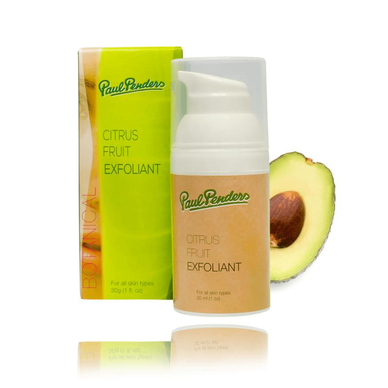 Paul Penders Natural Citrus Fruit Exfoliant