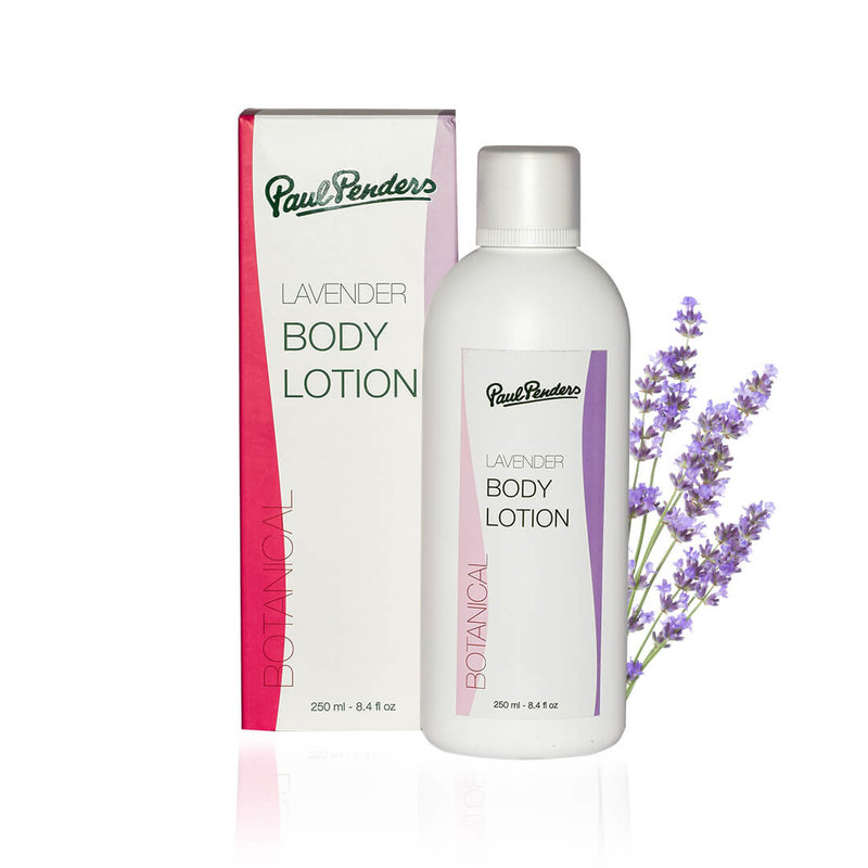 Paul Penders Natürliche Körperlotion Lavendel