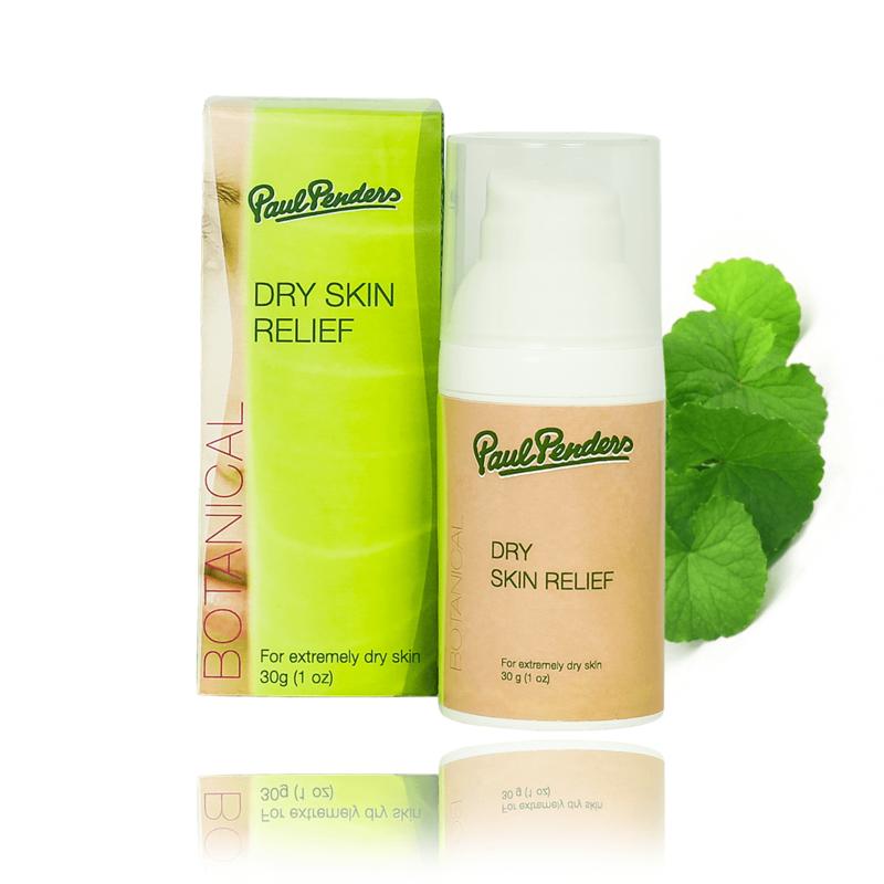 Paul Penders Natürliche Creme für trockene Haut
