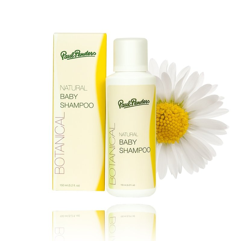 Paul Penders Natürliches Baby-Shampoo