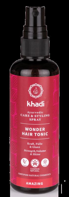 Khadi Natürliches Pflege- und Stylingspray Wonder Hair Tonic