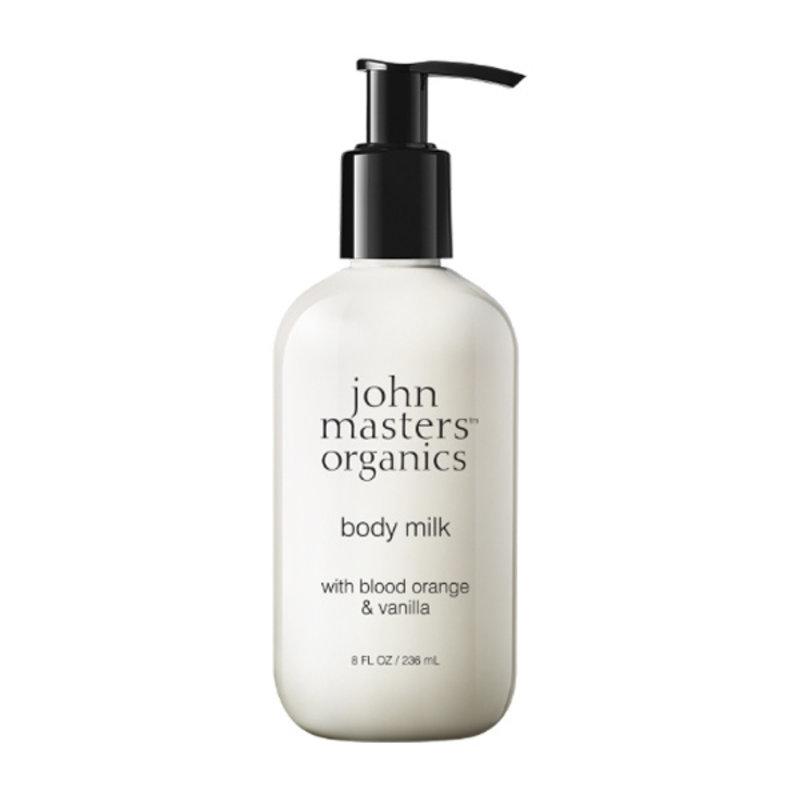 John Masters Organics Natürliche Bodylotion Blutorange & Vanille