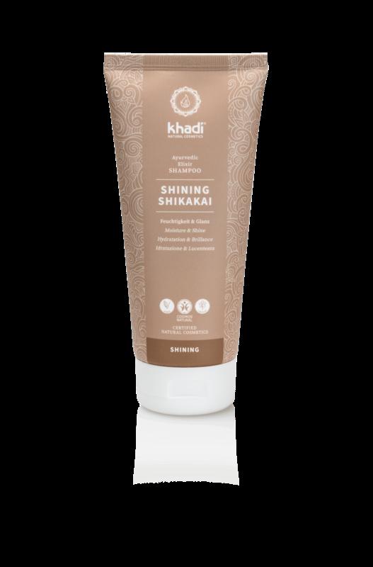 Khadi Natürliches Skikakai-Glanz-Shampoo