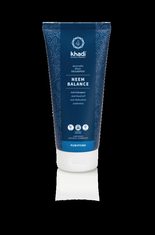 Khadi Natürliches Anti-Schuppen-Shampoo