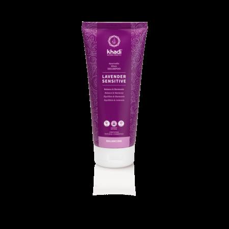 Khadi Shampoo für empfindliche Kopfhaut