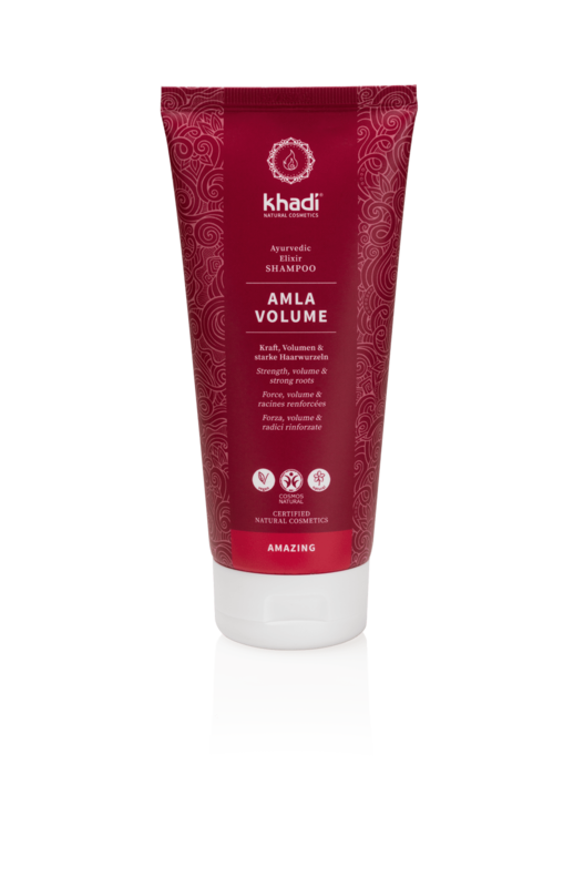 Khadi Natürliches Amla-Volumen-Shampoo