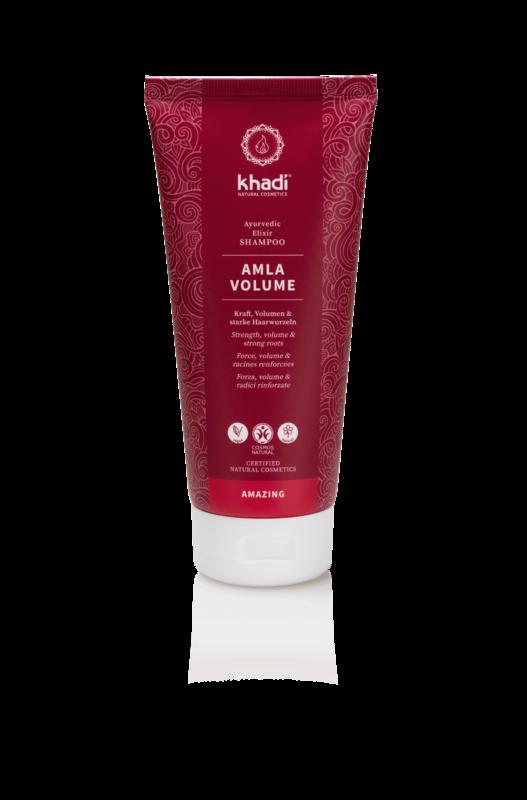 Khadi Natural Amla Volume Shampoo