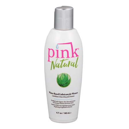 Pink Natural Lubricant