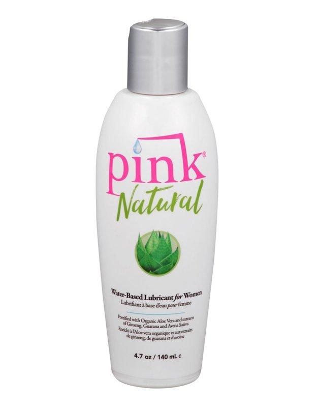 Pink Natürliches Gleitmittel