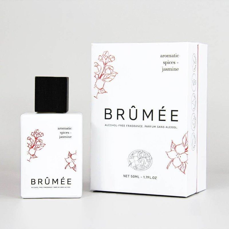 Brûmée Parfüm Aromatische Gewürze + Jasmin