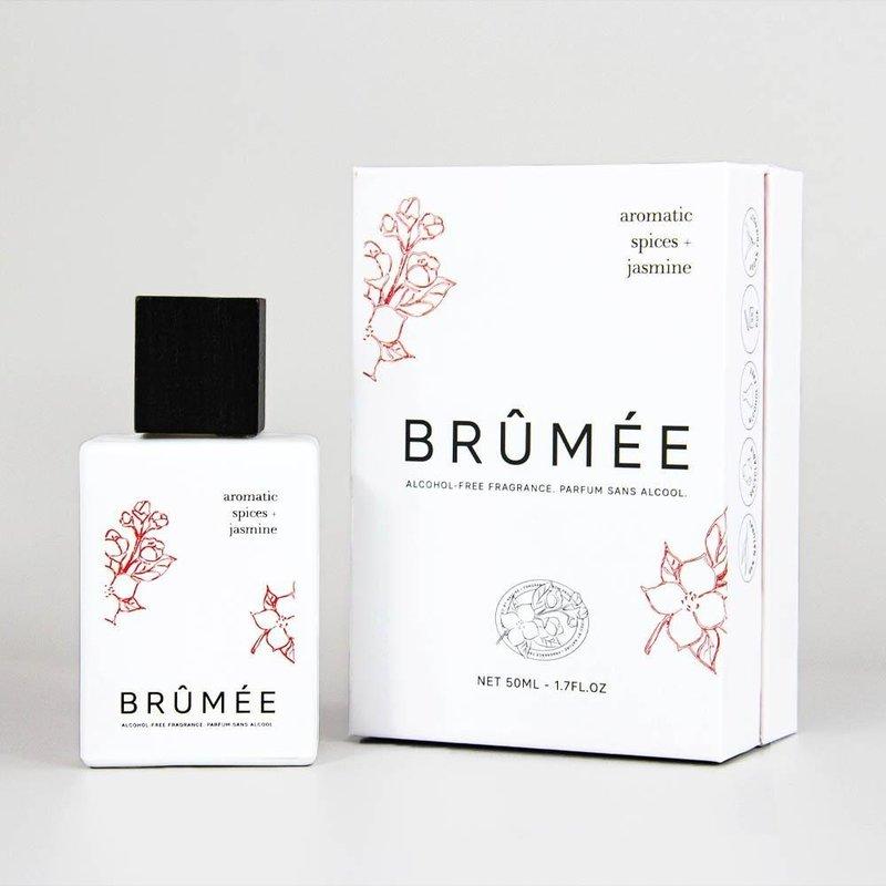 Brûmée Perfume Aromatic Spices + Jasmine