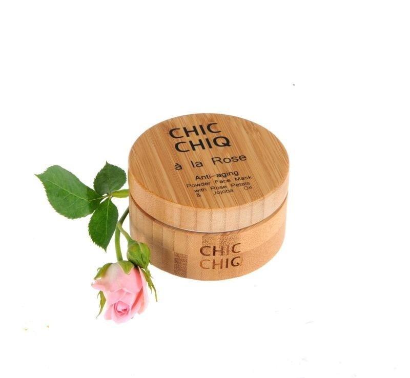 Chic Chiq Beautifying Peel Off Mask À la Rose